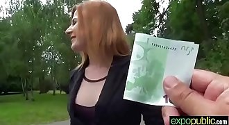 (ryta) Hot Euro Teen Girl Strip And Bang In Public On Tape mov-15