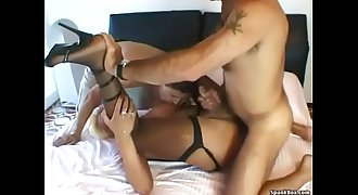 T Chick Cock Tease