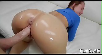 Teenage rides the longest penis